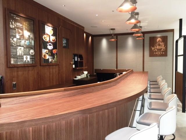 店内でも美味しいコーヒーやスイーツが楽しめます。
